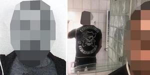 Den 44-årige örebroaren som drev strippklubben känner den mördade 39-åringen väl.  44-åringen syns till vänster i bilden och 39-åringen till höger.