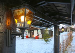 Turistbyrån i Hede blir  ett upplevelsecentrum med fokus på Sonfjället. Invigning i december 2018.