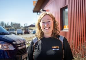 Gertrud Jonsson, 51 år, egen företagare, Tunbyn