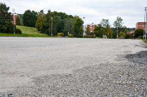 Konstgräsplanen i Nacksta kommer att stå färdig i höst, berättar Johan Nikula, ordförande GIF Sundsvall. Bild: Arkiv