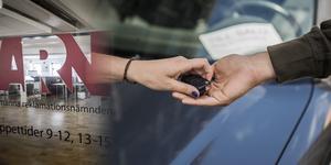 En kund ska nu få tillbaka de 129 000 kronor hon betalade för en bil på en firma i Sundsvall. Bilder: Magnus Hjalmarson Neideman/SvD/TT / Vilhelm Stokstad/TT