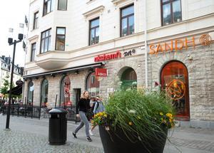 Sveriges television har redaktion på Storgatan i Södertälje.