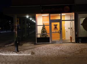 Beskedet om att Swedbank lämnar Kramfors togs emot som en