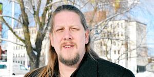 """""""Varje enskild individs insatser är oerhört värdefull, men insatserna behöver koordineras och konkretiseras"""" skriver Patrik Liljeglöd, gruppledare för Vänsterpartiet Falun. Foto: Mats Laggar"""