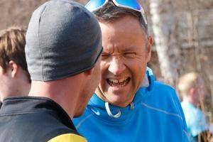 Matt Ford är initiativtagare till Örebro parkrun, men under året med eventet har han haft hjälp av många frivilliga krafter som funktionärer och tävlingsledare.