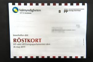 På söndag den 26 maj är det sista chansen att som svensk rösta i valet till Europaparlamentet.