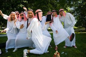 BP07 A-F var Araber för dagen.