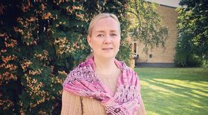 Eva Norum är tillförordnad kommunchef  under tiden som en efterträdare för Peter Ladan rekryteras. Foto: Carina Landin