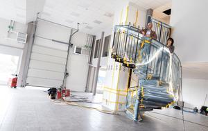 Cirka 900 kvadrat är Norrtälje Motors nya auktoriserade bilanläggning som innehåller ett härligt showroom, märkesverkstad och generösa personalutrymmen.