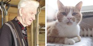 Förutom fonden på en miljon och huset fortsatte Erik Rickardsson att skänka pengar till Kattvännerna i KAK för att hjälpa hemlösa katter.
