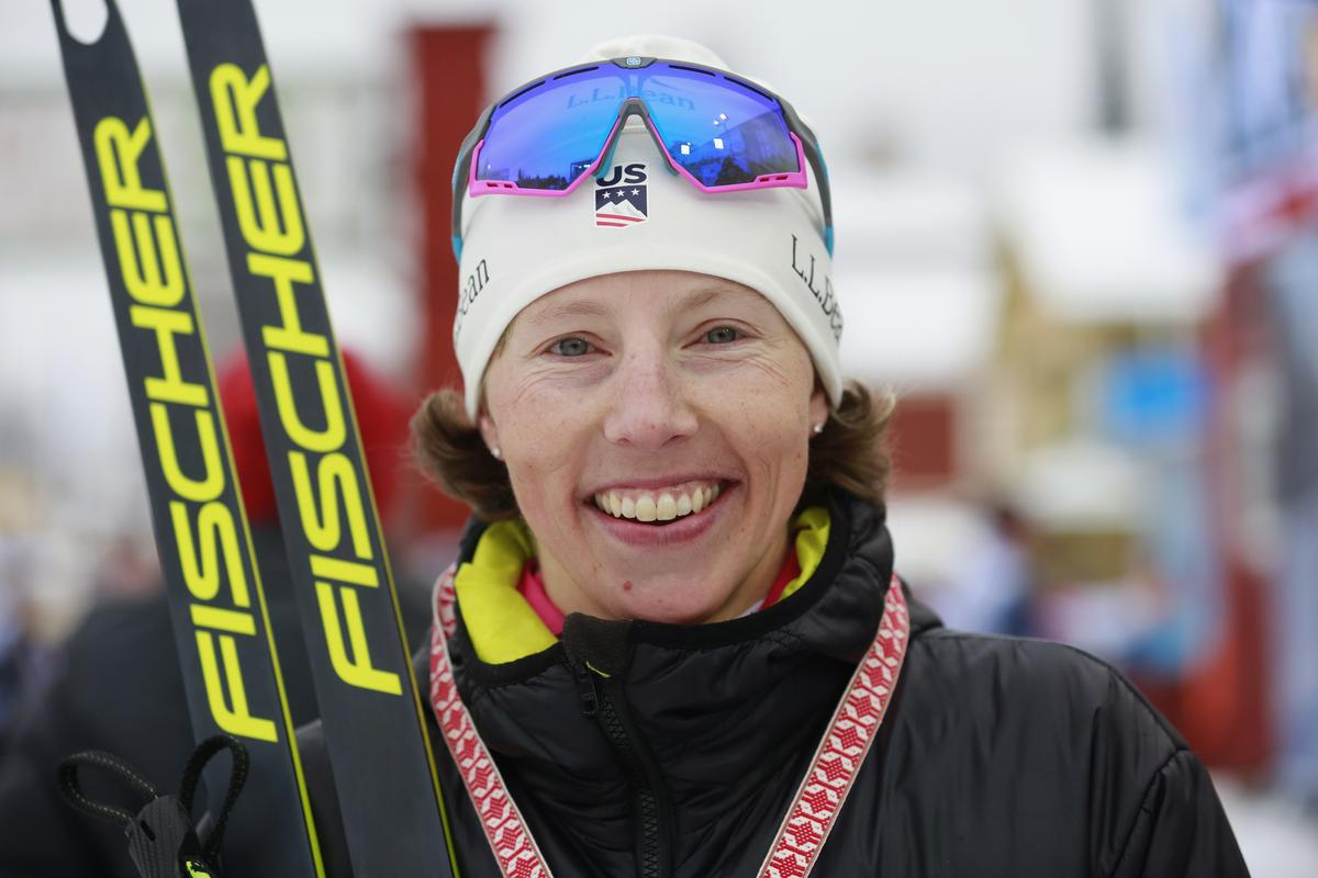 "Tillbaka i spåren efter cancern – OS-guldmedaljören gjorde debut i Vasaloppet: ""Det var utmanande"""