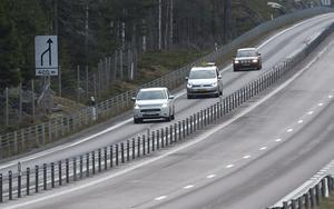 Jan Engman, Centerpolitiker i Kumla, vill att planerna på ombyggnad av vg 51 mellan Kvarntorp och Almbro ändras.
