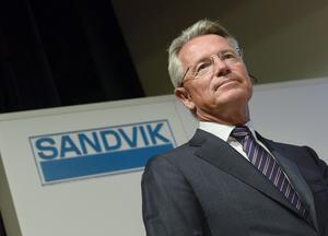 Björn Rosengren lämnar Sandvik för ABB. Bild: TT