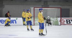 Ännu en tung final för Sverige, som tappade flera tvåmålsledningar i mötet med Ryssland.