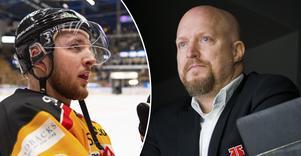 Luleås forwardstjärna Robin Kovacs är klar för Örebro Hockey. 23-åringen ansluter omedelbart, och det är inte omöjligt att han spelar redan mot Rögle  på lördagen. Bild: Bildbyrån