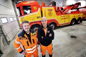 Tittarna kommer följa bärgarna Putte Svensson och Martin Wikner i sjätte säsongen av Vägens hjältar. Andra säsongen som Putte och Martin medverkar i.