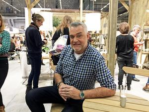 I vimlet på Formex mötte vi Ernst Kirchsteiger. Han berättade att det blir ett nytt Sommar med Ernst i tv.
