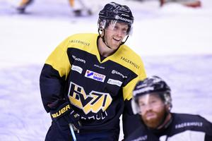 Joakim Andersson går mot sin poängbästa säsong i SHL.