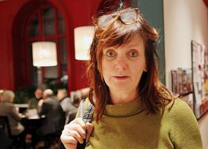 Gunilla Kindstrand bor själv i Delsbo och har intervjuat en mängd personer för studien.