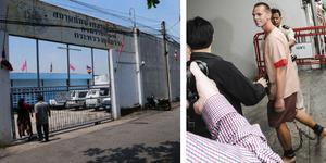 Kim Eriksson har tillbringat åtta år i thailändskt fängelse.