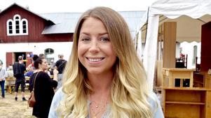Tina Rabnell, 28 år, konsultchef, Gävle: