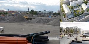 Det är fokus på att bygga hyresrätter i Sundsvall de kommande åren. Det planeras flera stora byggprojekt de kommande åren som kan ge drygt 1 000 nya hyresrätter i Sundsvall.