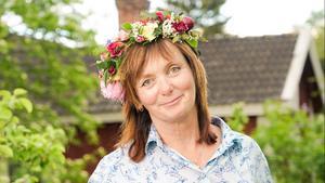 Kulturjournalisten Gunilla Kindstrand finns bland årets sommarpratare. Hennes tur kommer 24 juli. Foto: Foto: Mattias Ahlm/Sveriges Radio