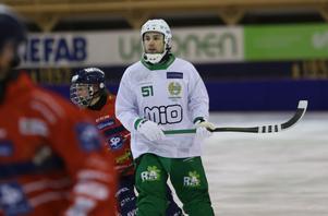 Klas Nordström har spelat två matcher och gjort tre mål.