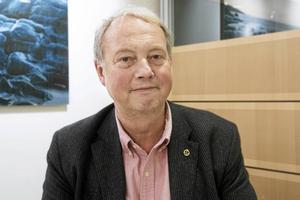 Harry Bouveng (M), oppositionsråd i Nynäshamn.