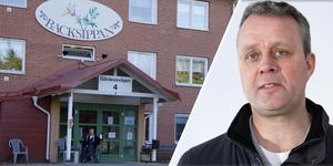 300 000 kommer den trasiga hissen på vård- och omsorgsboendet Backsippan att kosta, säger Ljusdalshems vd Richard Brännström.