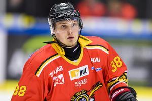 Jesper Ylivainio kan bli en poängmaskin nästa näsong. Foto: Peter Skaugvold/BILDBYRÅN
