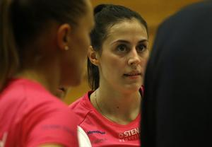 Diana Lundvall tror att Örebro Volley kan utmana om klubbens elfte SM-guld i vår.