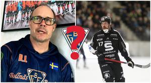 Just nu verkar det som att Daniel Mossberg blir kvar i Sandviken. Foto: Leo Hägglund/Jonna Igeland/montage