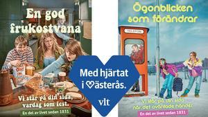 VLT måste ständigt vara relevant för sin tid, som i denna kampanj i våras som flirtade med 1970- och 1980-talet.