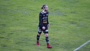 Torstensson kommer närmast från spel i Strömsbergs IF i division 2.