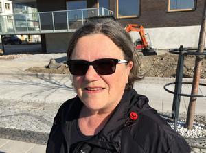 Eva Botander, 70, pensionär, Sundsvall: