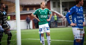 Anton Lundin är tillbaka i truppen efter sin avstängning.