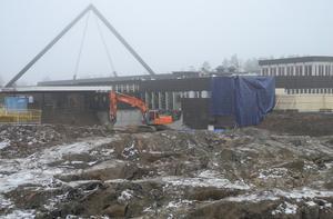Totalt får den nya simhallen maximalt kosta Falu kommun 15,6 miljoner kronor per år i så kallat driftnetto.