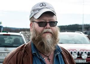 Bengt Alexandersson, 50 år, sjukpensionär, Timrå