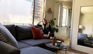 Lina Cedmer är född och uppvuxen i Västerås men bor numera i Los Angeles i USA. Foto: Elisabeth Corcoran
