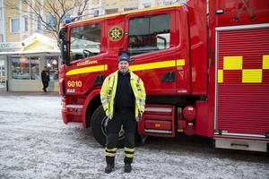 Per-Ove Johansson, från räddningstjänsten.