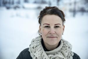Krokoms kommunalråd Malin Bergman (C).