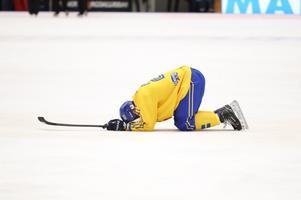 Sverige förlorade VM-finalen i Vänersborg för en månad sedan – det som kom att bli Svenne Olssons sista match som förbundskapten. Bild:  Adam Ihse / TT