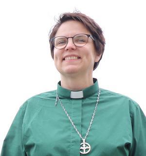 Jenny Nordén, diakon i Torps församling sedan juni.