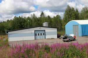 Vattenfabriken ligger precis på gränsen mellan Torsåker och Hofors.