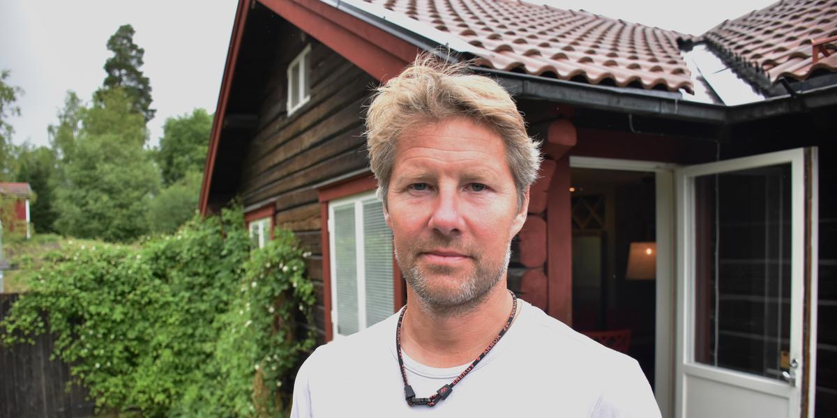 Hedberg Lämnar huset i Leksand – för lägenhet i Mora:
