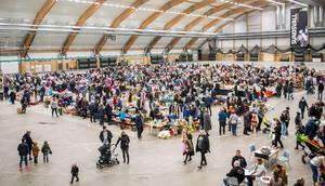 Efter Forra Arets Succe Dags For Ny Megaloppis I Nordichallen