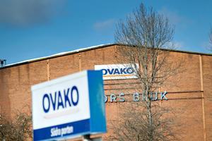 Orderläget har försämrats för Ovako i bland annat Hofors.