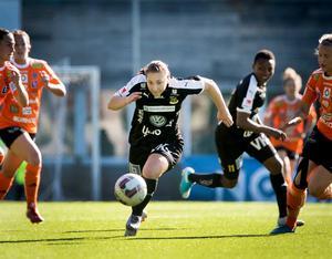 Umeå IK är ett lag som kommer hålla till i toppen.