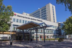 Sjukhusentrén på Västmanlands sjukhus Västerås kommer att byggas om.